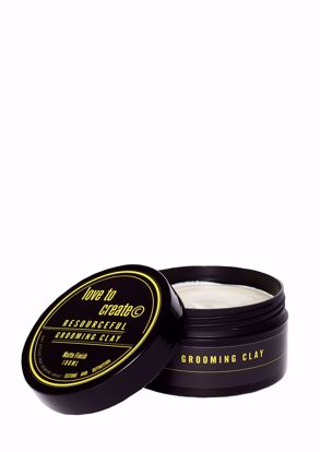 Light Hold pliable moulding crème, providing volume and natural shine