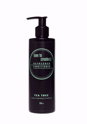 Daily conditioner for hair and scalp with Tea Tree oil